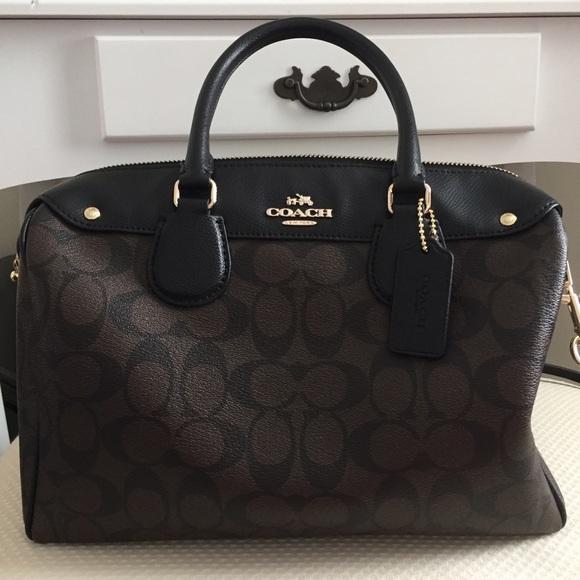 e10870e99f12 Coach Handbags - ✨Coach Large Bennett Satchel✨