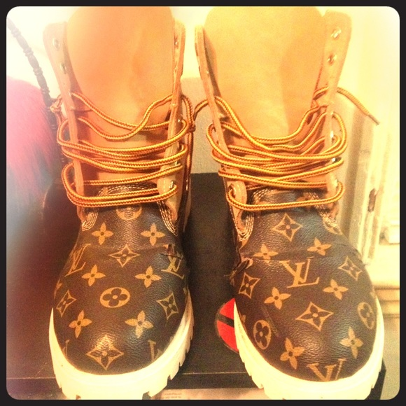 8b12282926 Louis Vuitton Timberlands. M_589b31c7713fde9af0004155. Other Shoes ...
