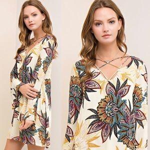 Leoninus Dresses & Skirts - 🍋Sophisticated Lemon Shift Dress/Tunic