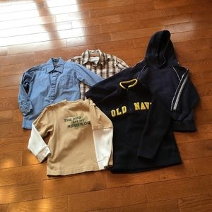 Other - 🔴 Lot of boys shirts/sweatshirts/button downs