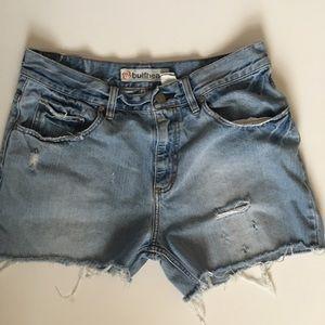 Bullhead jeans cutoff shorts