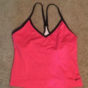 Nike Other - Nike Pro Cool Training Tank Top Shirt