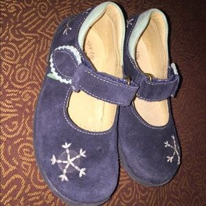 Primigi Other - Primigi navy suede shoes size 24 or 7-7.5