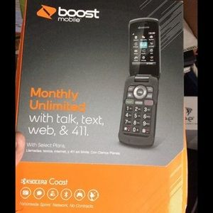 Boost mobile cell phone
