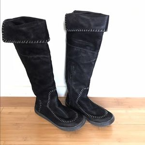 Blowfish Shoes - Blowfish Tall Boots 7.5