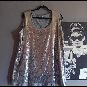 Persona by Marina Rinaldi Tops - Dress Shirt