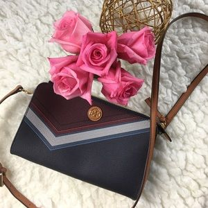Brand new Tory Burch Kerrington Wallet Crossbody
