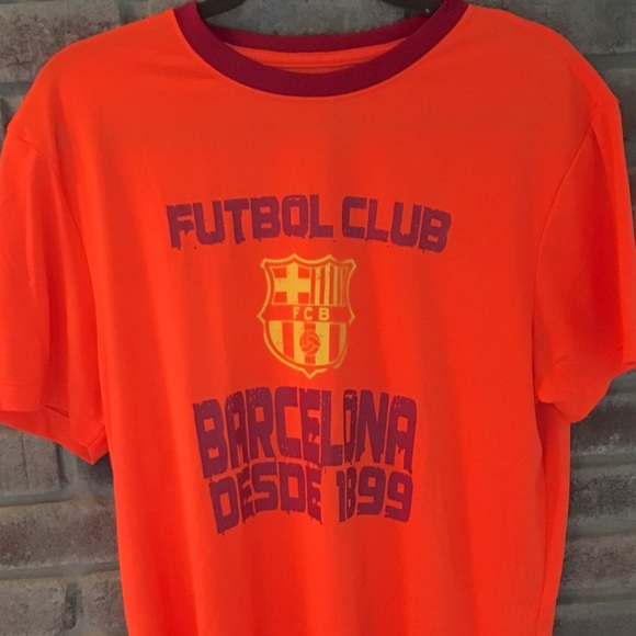 8de89accc FC Barcelona Other - Men s FC Barcelona Football (Soccer) shirt size L