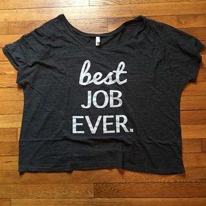 Best Job Ever top.