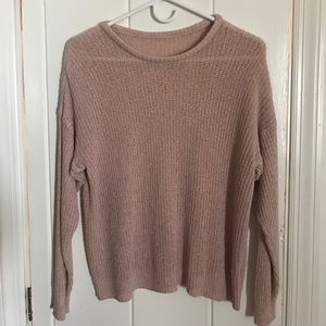 Brandy Melville Sweaters - Brandy Melville Blush Pink Sweater