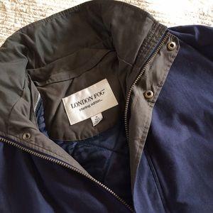 London Fog Other - Men's LONDON FOG hooded jacket w/ removable lining