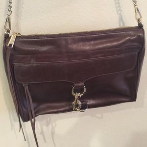 Rebecca Minkoff Mac Daddy Chocolate brown