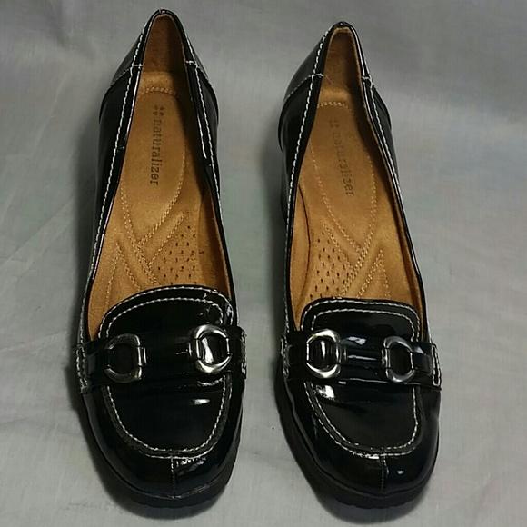 Womens Naturalizer Dress Shoes Black 95