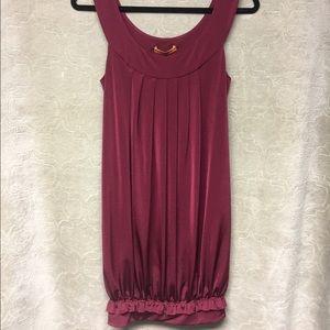 Alice + Olivia Dresses & Skirts - Alice and Olivia ✨ NWT! 💯% silk tank dress!