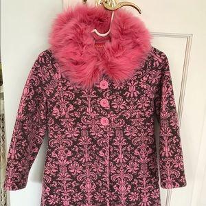 Kate Mack Other - Girls Dressy Winter Coat