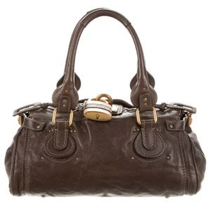 Chloe Paddington Shoulder Bag