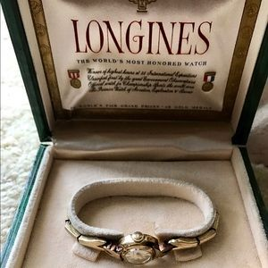 Longines Jewelry - Antique Longines Lady's watch