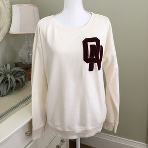 Old Navy Sweaters - SALE! Old Navy Varsity Sweatshirt