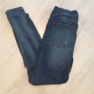 BDG Twig High Rise Skinny Jeans
