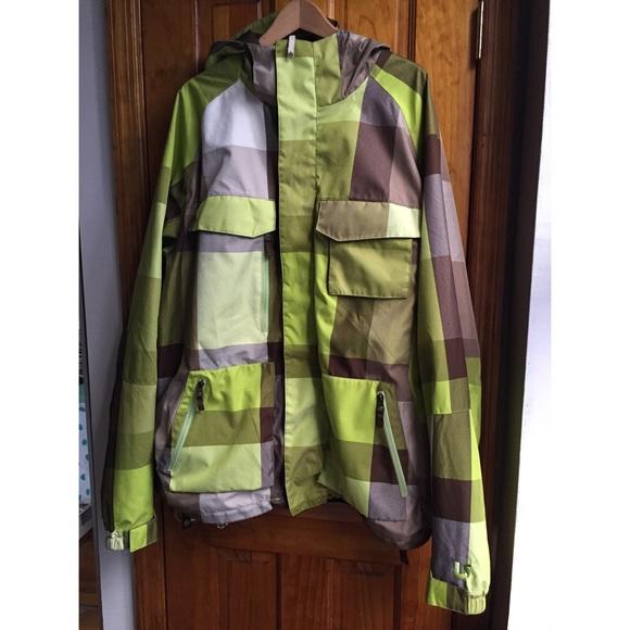 dfe3944a15 ❤SALE Burton Mens Snowboard Jacket XL LIKE NEW