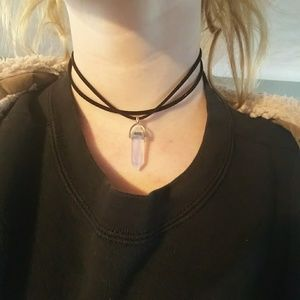 Jewelry - Double stranded choker