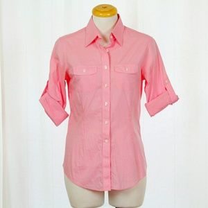 Brooks Brothers Tops - NWOT Brooks Brothers Tailored Fit Button Shirt