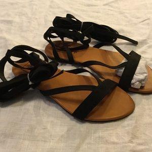 ShuShop Shoes - Shushop black Sandals