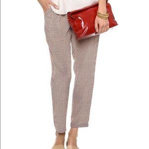Equipment Pants - Equipment 'Hadley' Silk Pants
