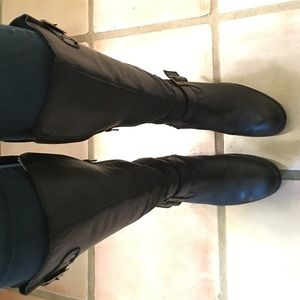 Frye Shoes - Real leather riding boots