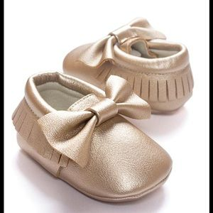 Other - NWT Gold moccasins