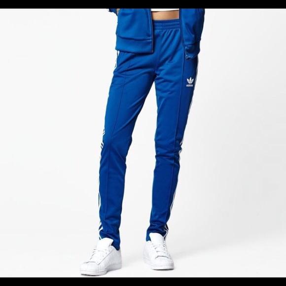 adidas superstar traccia poshmark pantaloni