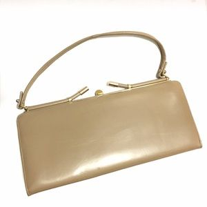 Vintage Handbags - Vintage Nicholas Reich leather bag