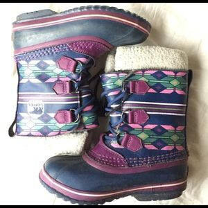 Sorel Other - Girl's Sorel Waterproof Boots