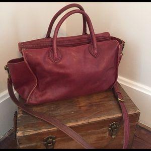 Madewell Handbags - Madewell Camden Satchel