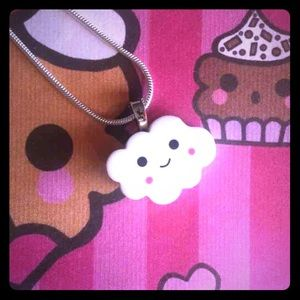 Jewelry - Cloud Super Cute Necklace
