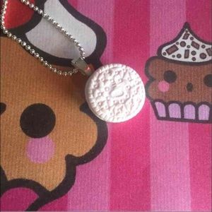 Jewelry - Pink Little Oreo Necklace