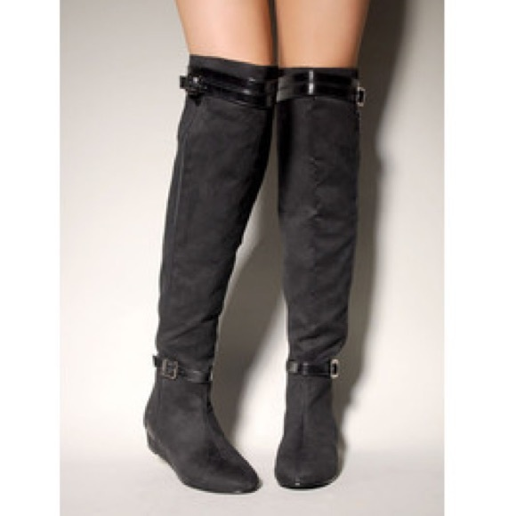 over knee boots nelly