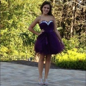 HOMECOMING DANCE DRESS