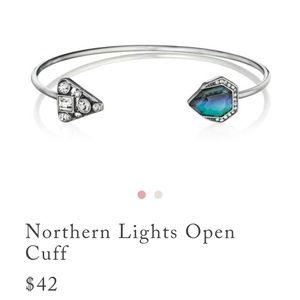Chloe + Isabel Jewelry - New Northern Lights Open Cuff Bracelet