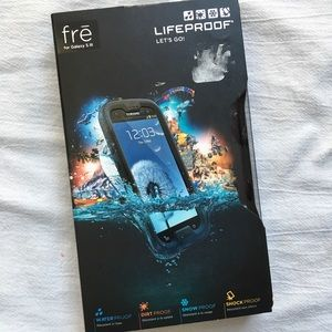 LifeProof Accessories - New Lifeproof fre for Galaxy S3