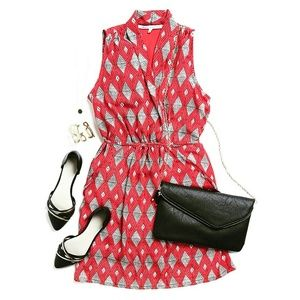 Collective Concepts Dresses & Skirts - Stitch Fix Exclusive Gabriel Dress Red Small