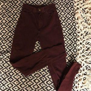 AA high waisted pants ||