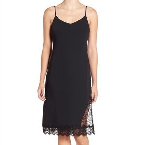 Nordstrom Dresses & Skirts - Leith Lace Hem Slip Dress