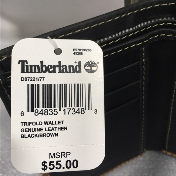 Timberland Trifold Lommeboken kLOrYBetN