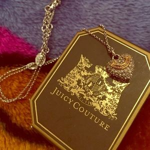 Juicy Couture Jewelry - Juicy couture necklace 💕