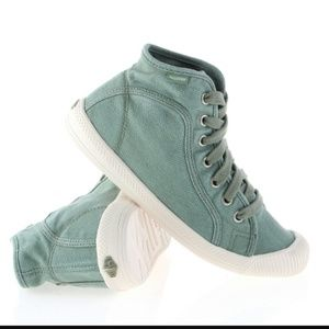 Palladium Shoes - Green PALLADIUM shoes