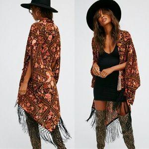 Spell & The Gypsy Collective Jackets & Blazers - Spell for free people, babuska kimono NWT