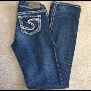 Silver Jeans Denim - SUKI MID SLIM BOOT
