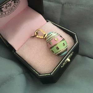 Jewelry - Vintage Juicy Couture Easter Egg Charm
