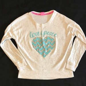 Hard Candy Sweaters - Hard Candy Long Sleeve Pullover